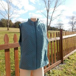 Columbia Quilted Style Vest Size XL